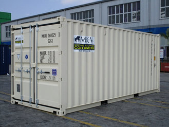 MKV International Trading | Shipping Container Sales Canada